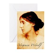 Virginia Woolf Greeting Cards (Pk of 20)