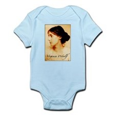 Virginia Woolf Infant Bodysuit