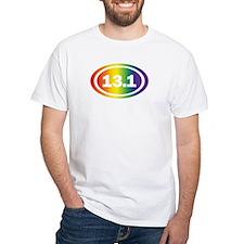 Rainbow Half Marathon Shirt