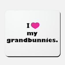 I love my grandbunnies. Mousepad