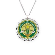 Master Gardener Seal Necklace