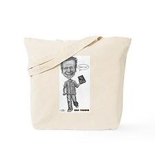 Unique Caricature artist Tote Bag