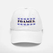Foamer Baseball Baseball Cap (white)