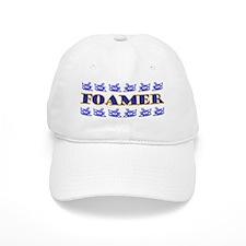 Foamer Baseball Cap (white)