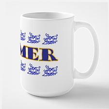 Large  Foamer Mug