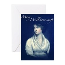 Mary Wollstonecraft Greeting Cards (Pk of 20)