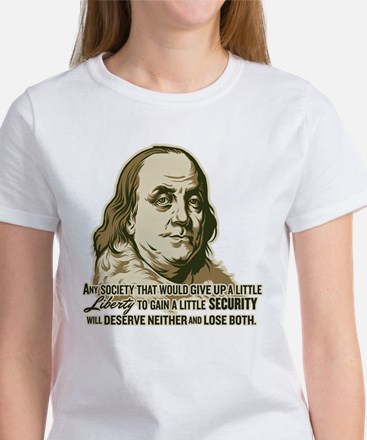 Franklin Extremist Women's T-Shirt