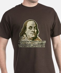 Franklin Extremist T-Shirt