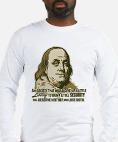 Franklin Extremist Long Sleeve T-Shirt