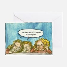 Pickin' Greeting Card