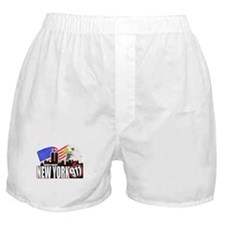 New York 911 Boxer Shorts