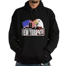 New York 911 Hoodie