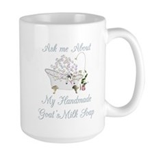 Ask me-Soapmaking Mug