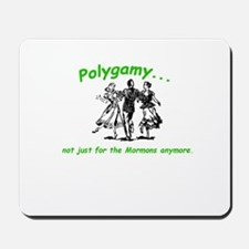 Polygamy...not just for the Mormons anymore. Mouse