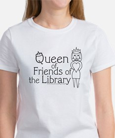 Queen of Friends of the Libra Tee