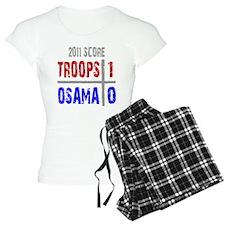 Troops 1 Osama 0 Pajamas