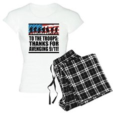 Troops Thanks for Avenging 9/11 Pajamas