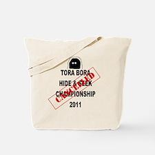 bin laden dead humor t-shirt Tote Bag