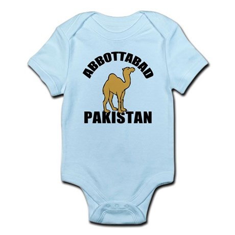 Abbottabad Infant Bodysuit