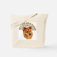 Finnish Spitz kid Tote Bag