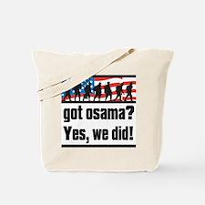 Got Osama? Tote Bag