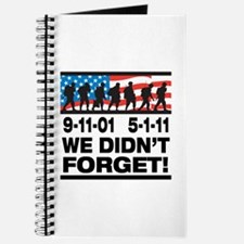 We Didn't Forget 9-11-01 Journal