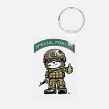 Unique Special forces Aluminum Photo Keychain