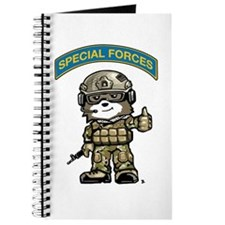 Funny Special forces Journal