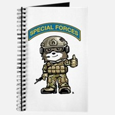 Cute Army special forces Journal