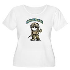 SPECIAL FORCES BEAR Multicam T-Shirt