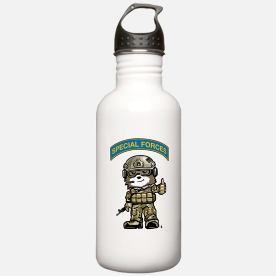 SPECIAL FORCES BEAR Multicam Sports Water Bottle