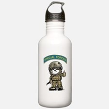 SPECIAL FORCES BEAR Multicam Water Bottle