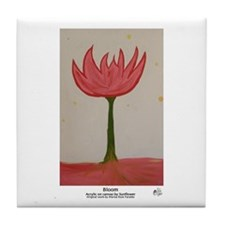 Bloom Tile Coaster