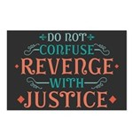 Anti Revenge Postcards (Package of 8)