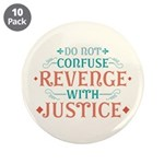 "Anti Revenge 3.5"" Button (10 pack)"