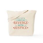 Anti Revenge Tote Bag