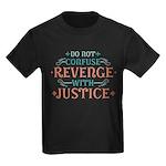 Anti Revenge Kids Dark T-Shirt