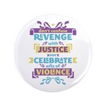 "Don't Celebrate Violence 3.5"" Button (100 pack)"