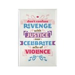 Confuse Revenge Rectangle Magnet (100 pack)