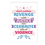 Confuse Revenge Postcards (Package of 8)