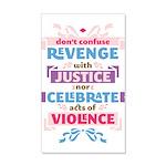 Confuse Revenge 38.5 x 24.5 Wall Peel