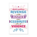 Confuse Revenge 22x14 Wall Peel