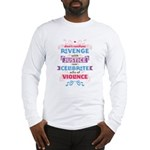Confuse Revenge Long Sleeve T-Shirt