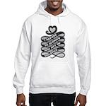 Refuse Glorify Violence Hooded Sweatshirt