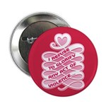 "Pink Anti-Violence 2.25"" Button (100 pack)"