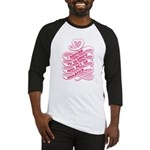 Pink Anti-Violence Baseball Jersey