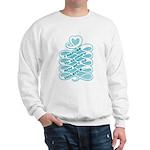 No Glorifying Violence Sweatshirt