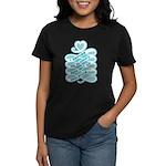 No Glorifying Violence Women's Dark T-Shirt