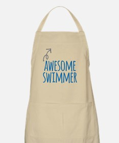Awesome swimmer Light Apron