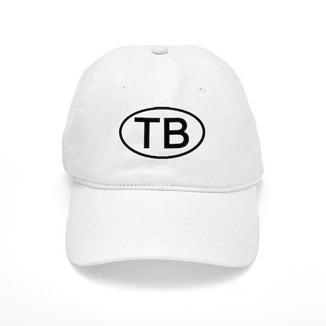 TB - Initial Oval Cap